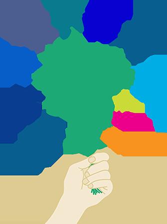 bouquet puzzle